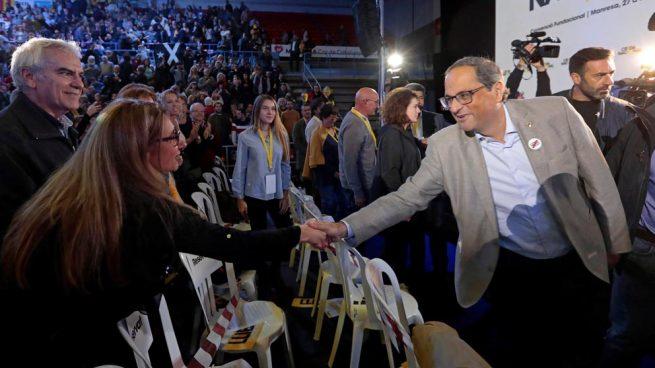 """Torra amenaza a Sánchez: """"Presidente, se le ha acabado el crédito"""""""