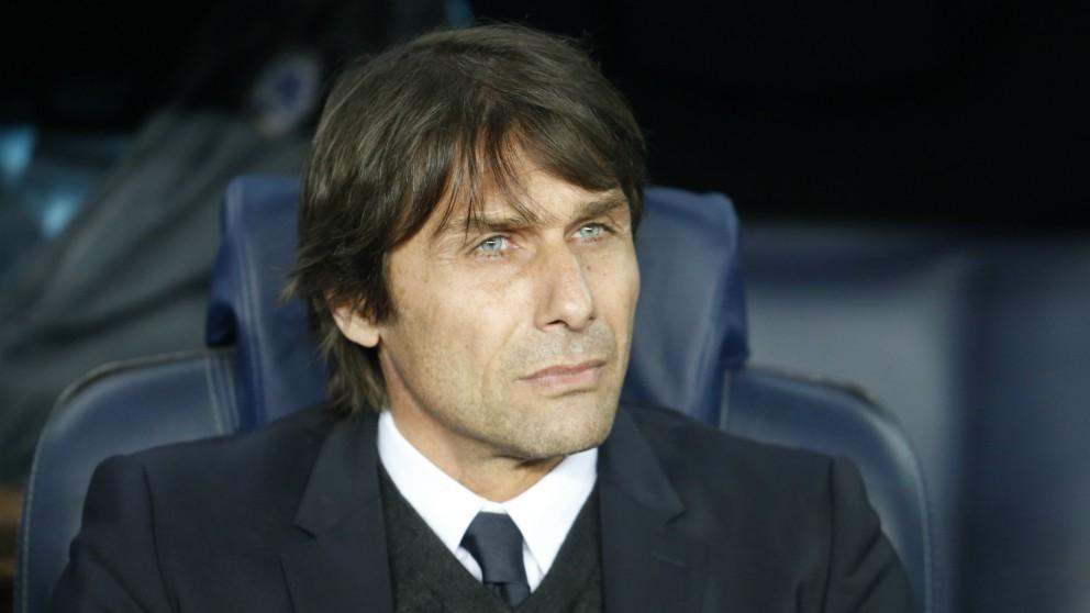 Antonio Conte, en una imagen de archivo. (AFP)