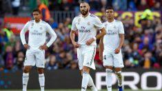 El Real Madrid cayó en el Clásico en un partido para olvidar. (EFE)