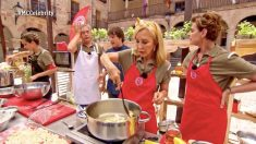 Boris, Carmen y Antonia en 'Masterchef Celebrity'