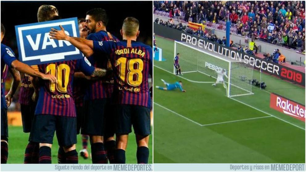 Los mejores memes del Clásico Barcelona – Real Madrid.