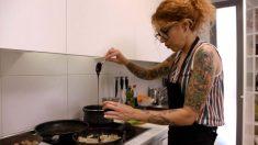 Sofía Cristo en 'Ven a cenar conmigo: Gourmet Edition'