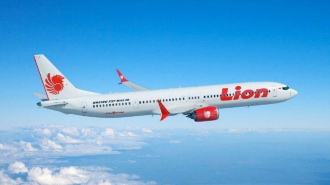 Un avión se estrelló en Indonesia con 189 personas a bordo