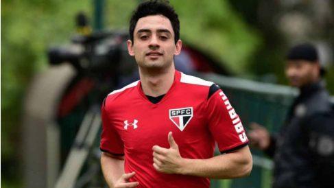 Encuentran muerto a un futbolista brasileño de 24 años. (Twitter)
