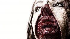 Con maquillaje puedes hacer heridas espectaculares para Halloween