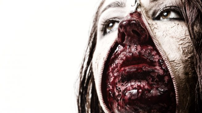 hacer heridas con maquillaje