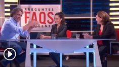 Entrevista al ex alcalde de Medellín en TV3
