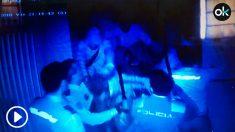 VIDEO- Imágenes en exclusiva del motín del CIE de Aluche