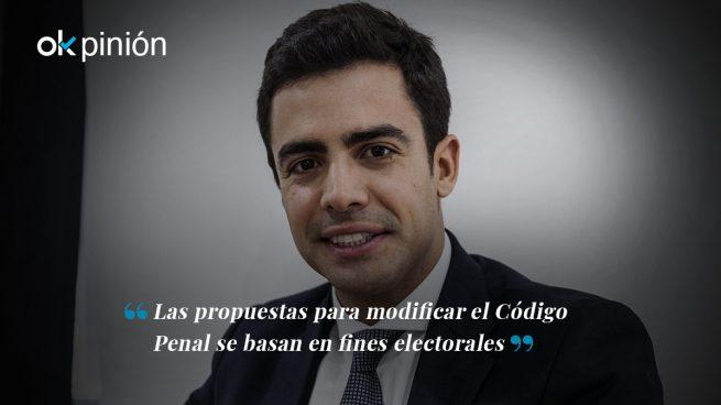 Electoralismo en el Código Penal