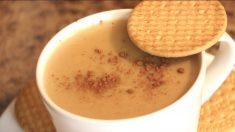 Receta de Atole de galleta fácil y rápido de preparar