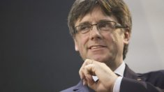 Carles Puigdemont, ex presidente catalán.