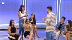 Alba habla con Moha en 'Mujeres y hombres y viceversa'