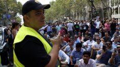 Tito Álvarez, de Élite Taxi.