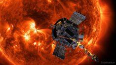 La sonda Parker de la NASA bate sus primer récords