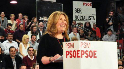Natalia de Andrés. (Foto. PSOE PSM)