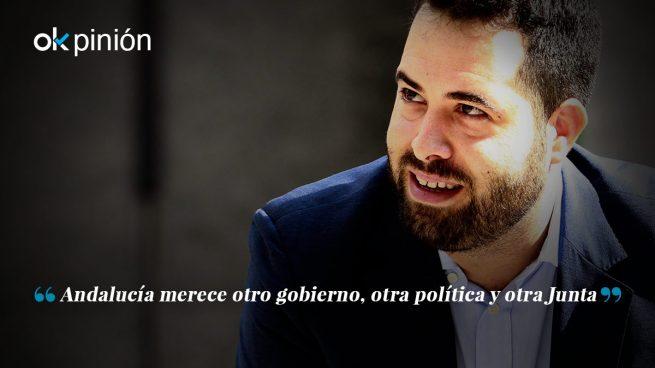 España empieza en Andalucía