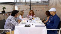Sofía Cristo, la anfitriona en 'Ven a cenar conmigo: Gourmet Edition'.