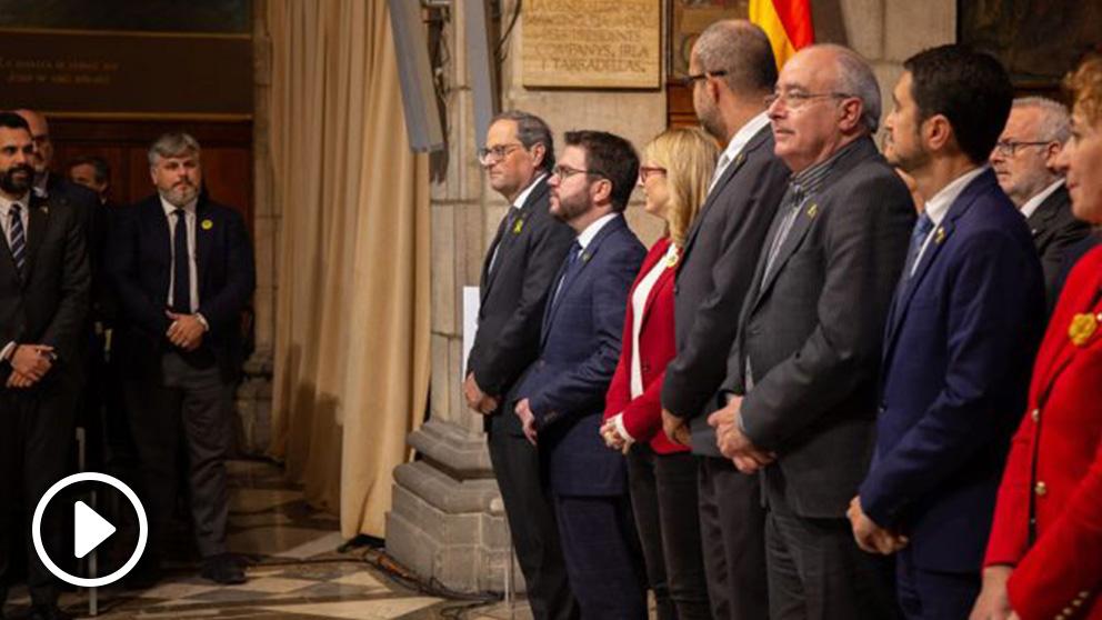 Torra reivindica el Consell per la Republica (Foto: EP)