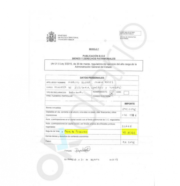 Celaá tuvo 2 meses para actualizar su declaración tras la compra de la mansión de Neguri y no lo hizo