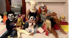 Cristiano celebra Halloween junto a toda su familia. (Instagram)