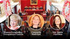 La Real Académica de Jurisprudencia amplía el número de miembros y se renueva con 5 mujeres