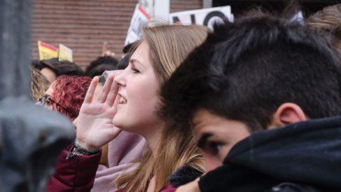 Sindicato de Estudiantes (EP).