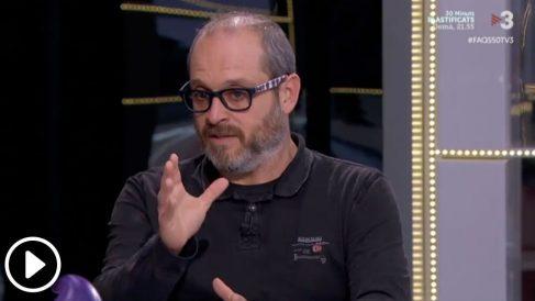 Quico Sallés afirma en TV3 que Halloween tiene su origen en Cataluña