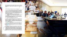 El PSOE modifica la ley electoral y elimina la identificación previa en el voto rogado