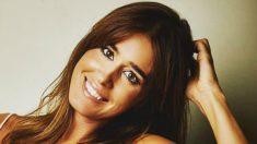 La periodista Isabel Jiménez espera su primer hijo