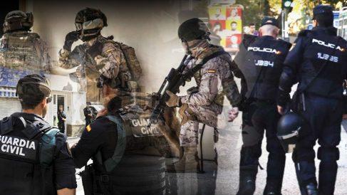 PSOE vota con Podemos, Bildu y los separatistas catalanes despenalizar las injurias y calumnias a militares, guardias civiles y policías
