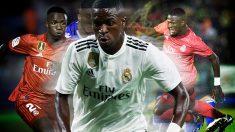Vinicius hace méritos para ser titular en el Madrid.