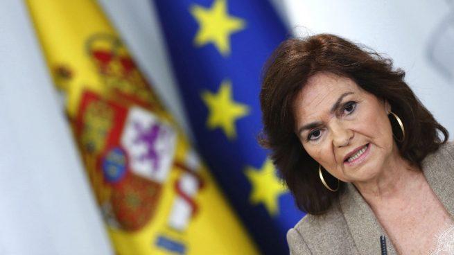 Carmen Calvo PSOE