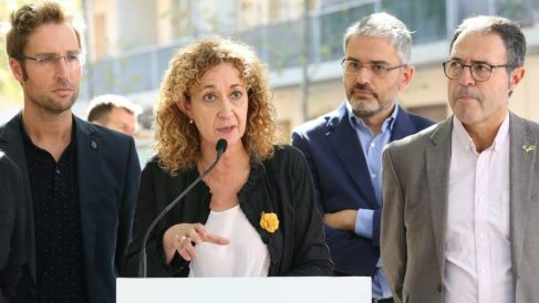 Ester Capella, consellera de Justicia del Govern. Foto: Europa Press