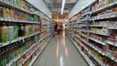 Viral mujer da a luz en el supermercado