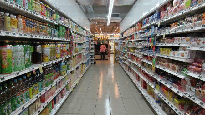 da a luz en el supermercado