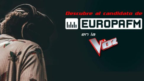 Los oyentes de Europa FM eligen a un aspirante para 'La Voz'