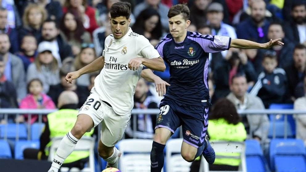 Marco Asensio (AFP)