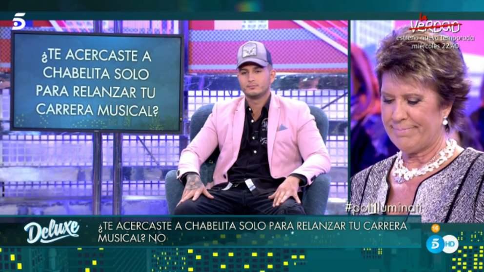 Omar Montes en 'Sábado Deluxe'