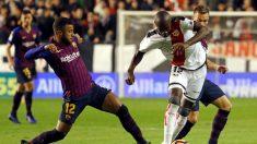 Liga Santander 2018: Rayo Vallecano – Barcelona | Partido de fútbol hoy, en directo.