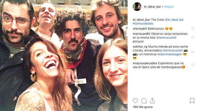 Piden el boicot al bar de Dani Mateo en Malasaña por sus burlas a la bandera española