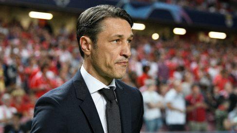 Kovac, durante un partido del Bayern Múnich. (Getty)