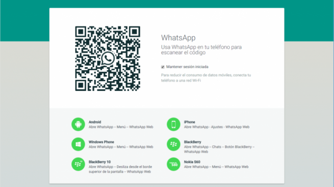 instalar Whatsapp Web