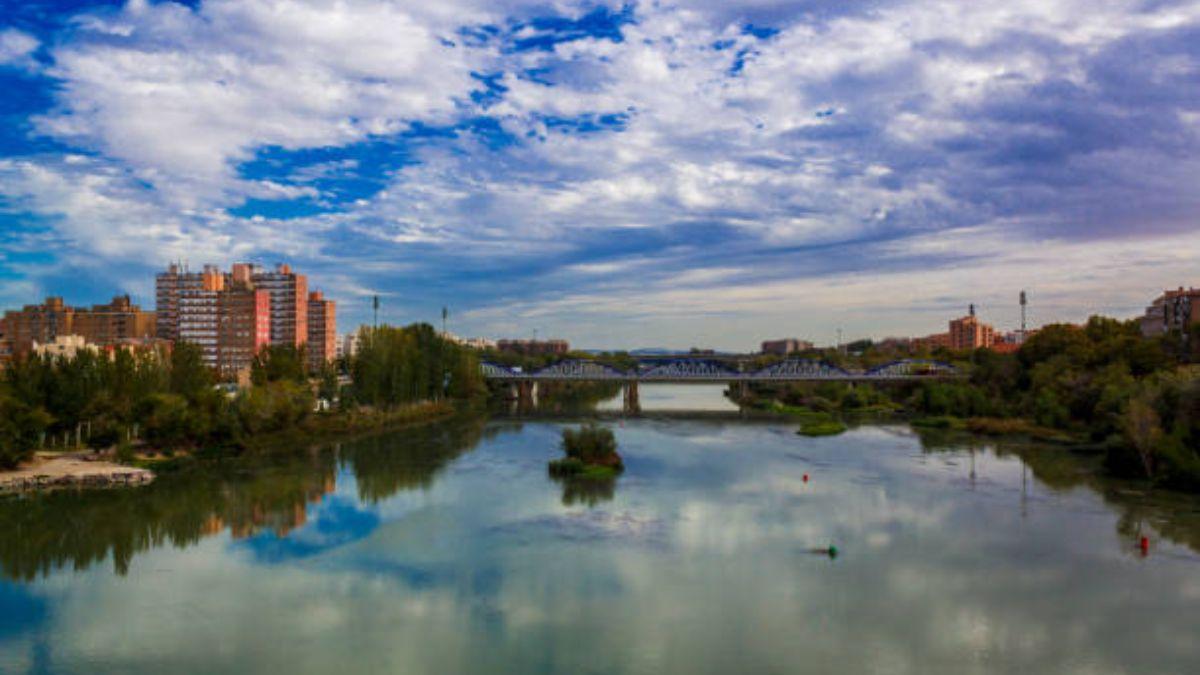 Las ciudades por las que pasa el Ebro y sus afluentes