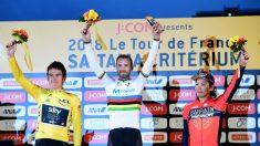 Valverde puso fin a un año mágico ganando en Japón. (AFP)