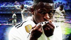 Vinicius ha demostrado que se merece una oportunidad como titular.