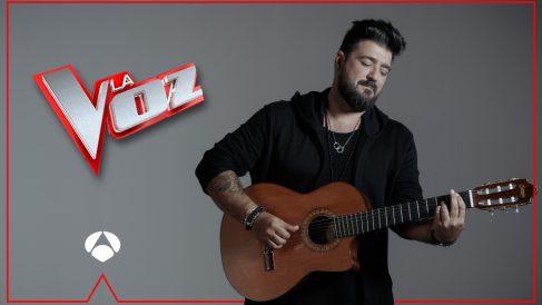 Antonio Orozco será coach de 'La Voz' de Antena 3