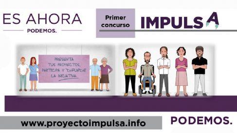 Campaña promocional de la primera edición del proyecto Impulsa.
