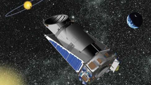 La NASA confirma la muerte del telescopio espacial Kepler