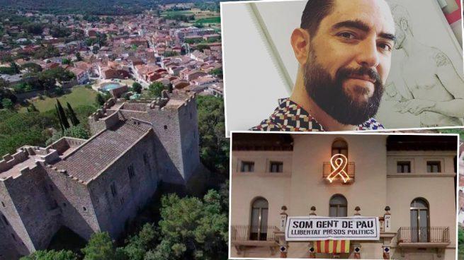 El padre de Dani Mateo fue concejal en el gobierno independentista de un municipio catalán