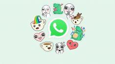 Los stickers son la gran novedad de WhatsApp